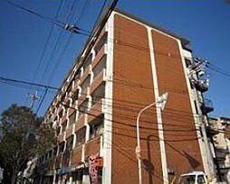 大阪府大阪市住之江区北加賀屋5丁目の賃貸マンションの外観