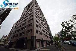 レジデンス横濱リバーサイド[1006号室]の外観