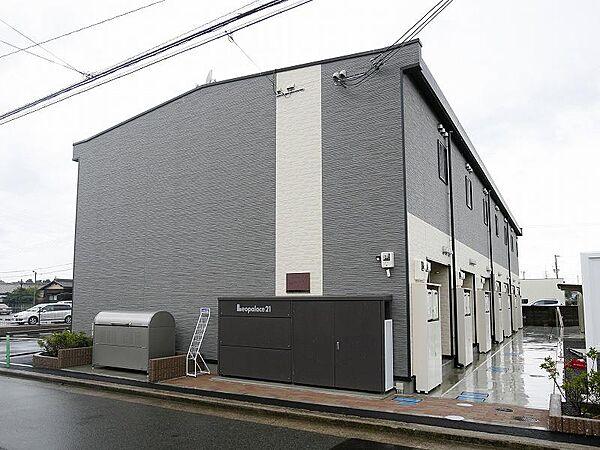 レオパレスN S 本荘 2階の賃貸【兵庫県 / 加古郡播磨町】
