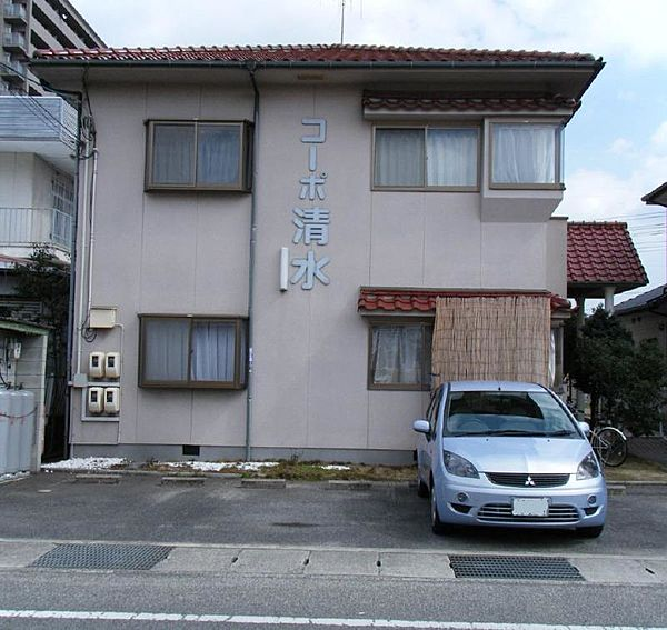 コーポ清水 1階の賃貸【広島県 / 福山市】