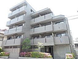 東京都新宿区西落合1丁目の賃貸マンションの外観
