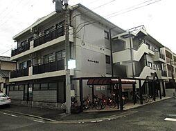 兵庫県尼崎市大庄中通2丁目の賃貸マンションの外観