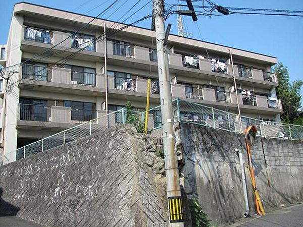 エスポアール香椎南[2階]の外観