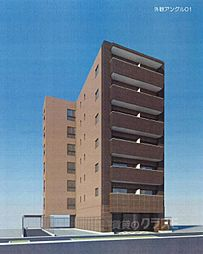 ベラジオ京都烏丸十条[501号室]の外観