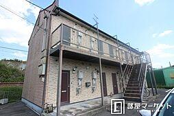 名鉄名古屋本線 本宿駅 徒歩10分の賃貸アパート