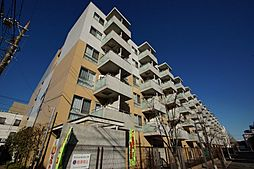 東京都大田区萩中1丁目の賃貸マンションの外観