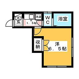 神楽坂駅 6.8万円