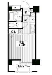 Terra湘南台[311号室]の間取り