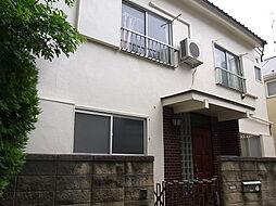 東京都杉並区阿佐谷北1丁目の賃貸アパートの外観