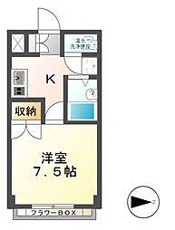 相ノ木ハイツ[2階]の間取り