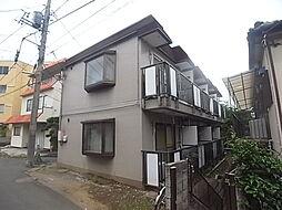 中島ハイツ[203号室]の外観