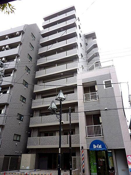 ドミール蓮沼 8階の賃貸【東京都 / 大田区】