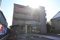 シャルマン上ノ宮[4階]の外観