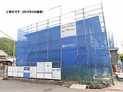 滋賀県東近江市猪子町の賃貸アパートの外観
