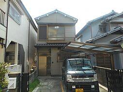 [一戸建] 大阪府羽曳野市はびきの4丁目 の賃貸【/】の外観