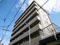 ジュネス東住吉弐番館[4階]の外観