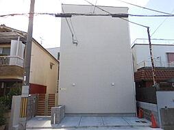 大阪府東大阪市足代南2丁目の賃貸マンションの外観