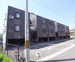 京都府京都市山科区音羽役出町の賃貸マンションの外観