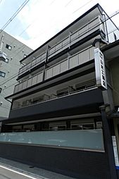 ベルク五条高倉[403号室号室]の外観