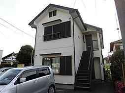 神奈川県横浜市泉区中田北2丁目の賃貸アパートの外観