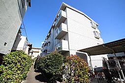 シュロス若江[4階]の外観