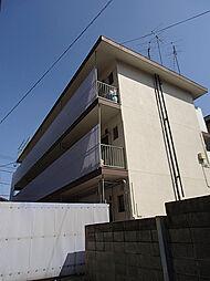 コーポヤジマ5号棟[2階]の外観