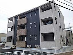 E・泉田道[301号室]の外観