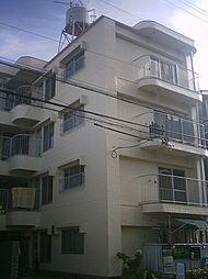中嶋マンション[3階]の外観