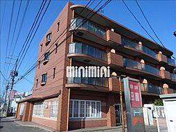 白沢田園マンション[2階]の外観