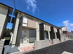 [タウンハウス] 千葉県富里市御料 の賃貸【/】の外観