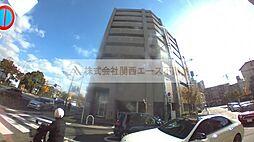 ライフデザイン新金岡B棟[4階]の外観