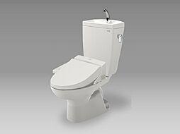 同仕様写真TOTO製の温水洗浄便座を新設予定です。便座の温め機能があるので、冬場もご利用も安心ですね。