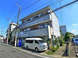 東京都足立区六月2丁目の賃貸アパートの外観