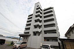 広島県広島市安佐南区川内2丁目の賃貸マンションの外観
