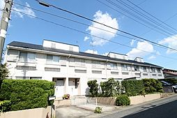 愛知県名古屋市名東区猪高台1丁目の賃貸アパートの外観