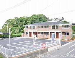 福岡県北九州市八幡西区石坂2丁目の賃貸アパートの外観