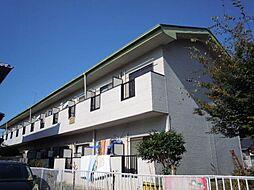 サンリバティN[1階]の外観