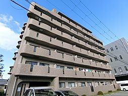 大阪府八尾市本町2丁目の賃貸マンションの外観