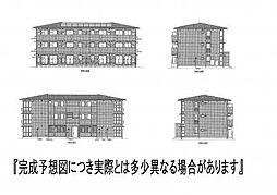 (仮)D−room新生町[303号室]の外観