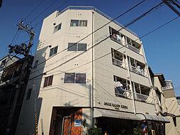 JPアパートメント港2[4階]の外観