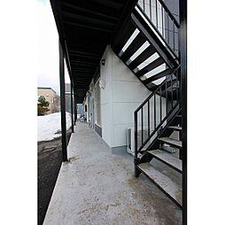 カレッジハウス66[105号室]の外観