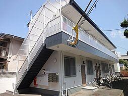 サニーハウスオザサ[201号室]の外観