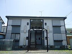 静岡県浜松市南区参野町の賃貸アパートの外観