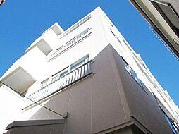 埼玉県川口市鳩ヶ谷本町1丁目の賃貸マンションの外観