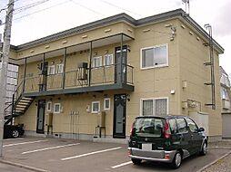 ロフティ九里[2階]の外観
