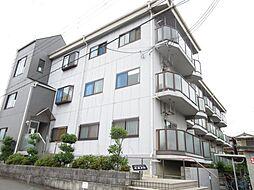 大阪府四條畷市大字清瀧の賃貸マンションの外観