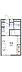 間取り,1K,面積23.18m2,賃料2.9万円,JR福塩線 神辺駅 徒歩19分,,広島県福山市神辺町川南1338-1