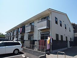 千葉県船橋市芝山3の賃貸アパートの外観