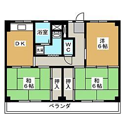 八千代台駅 4.6万円