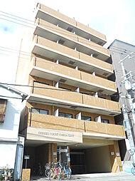 セレッソコート梅田東[4階]の外観